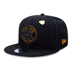 Donovan Mitchell Utah Jazz Black 9FIFTY Cap