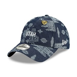 Donovan Mitchell Utah Jazz All Over Print 9TWENTY Cap