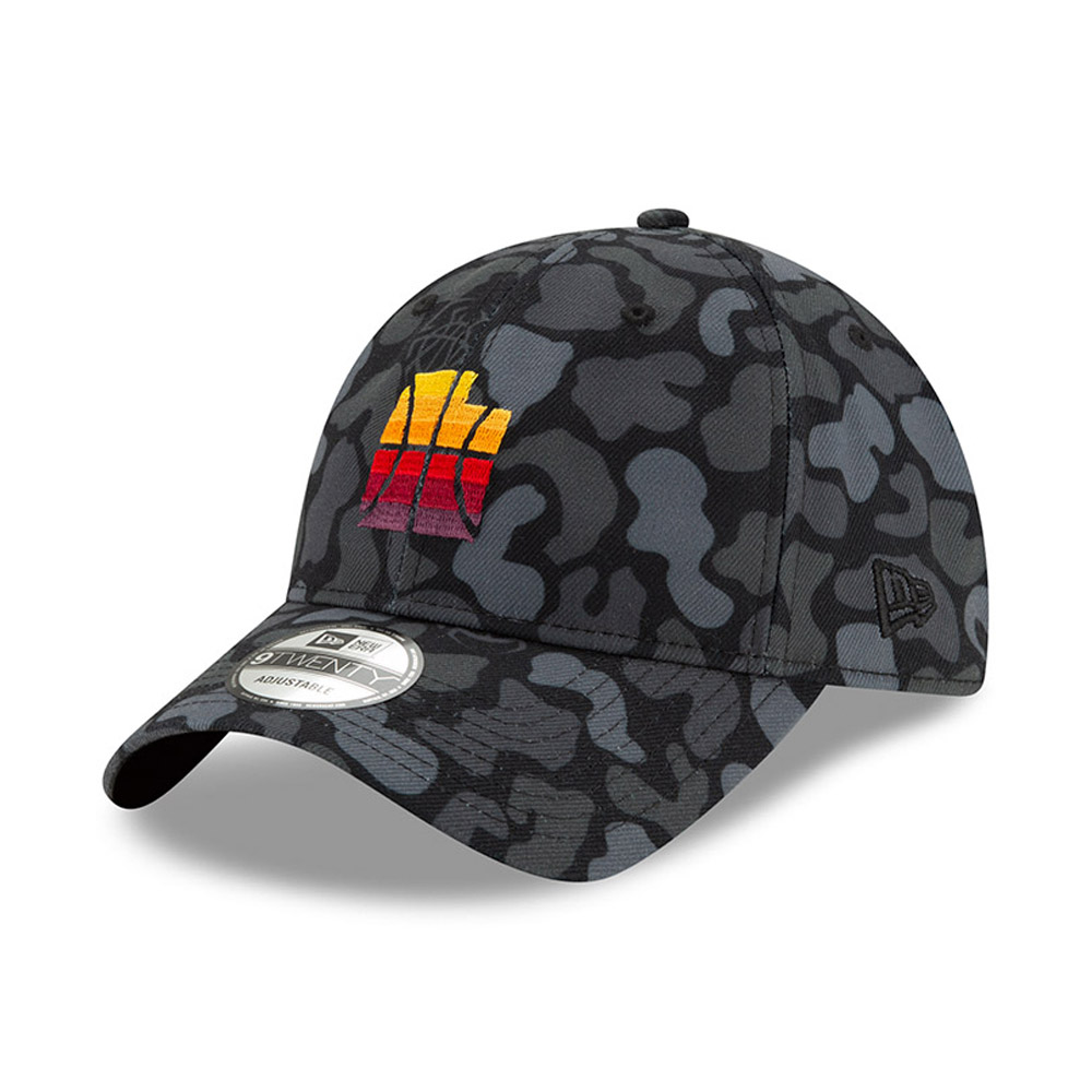 Gorra Donovan Mitchell Utah Jazz 9TWENTY, negro camo
