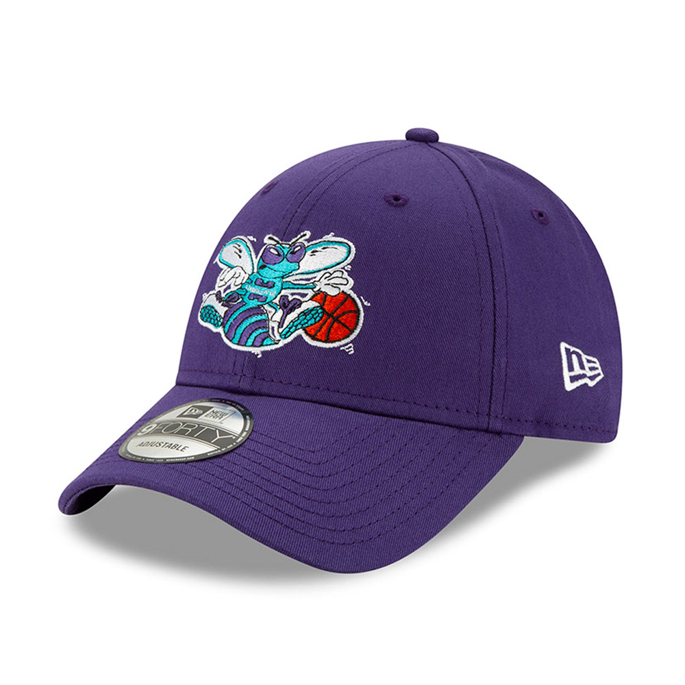 Casquette 9FORTY Hard Wood Classic Charlotte Hornets