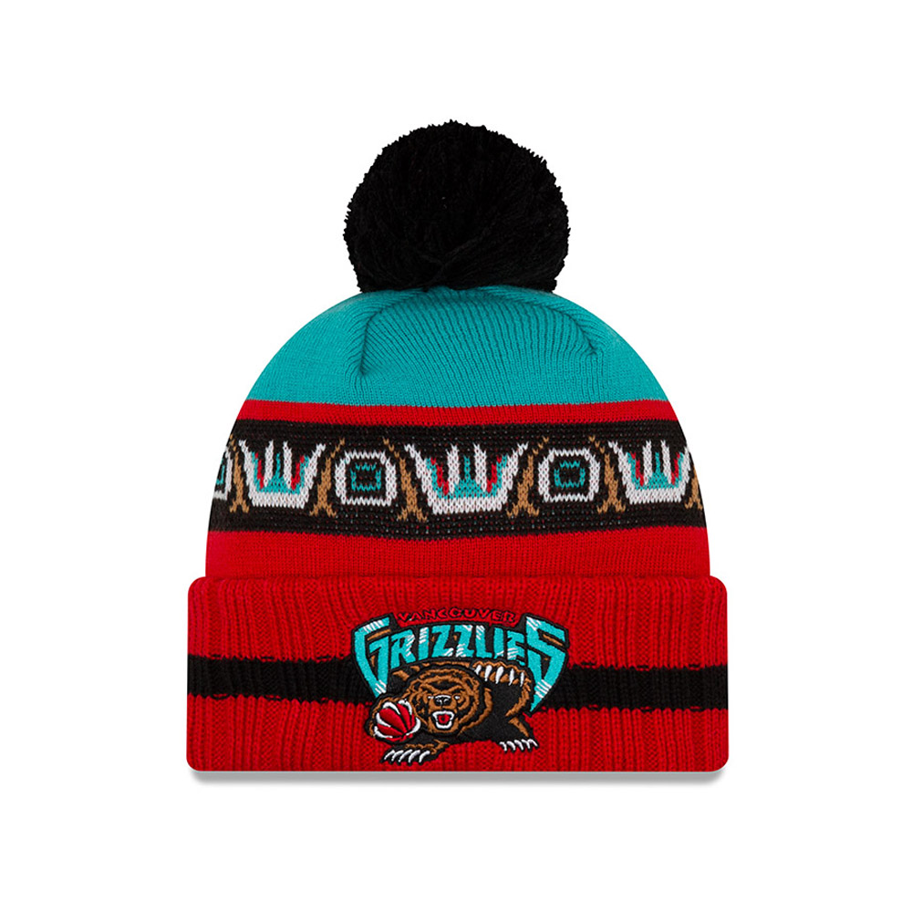 Memphis Grizzlies Hard Wood Classic Knit