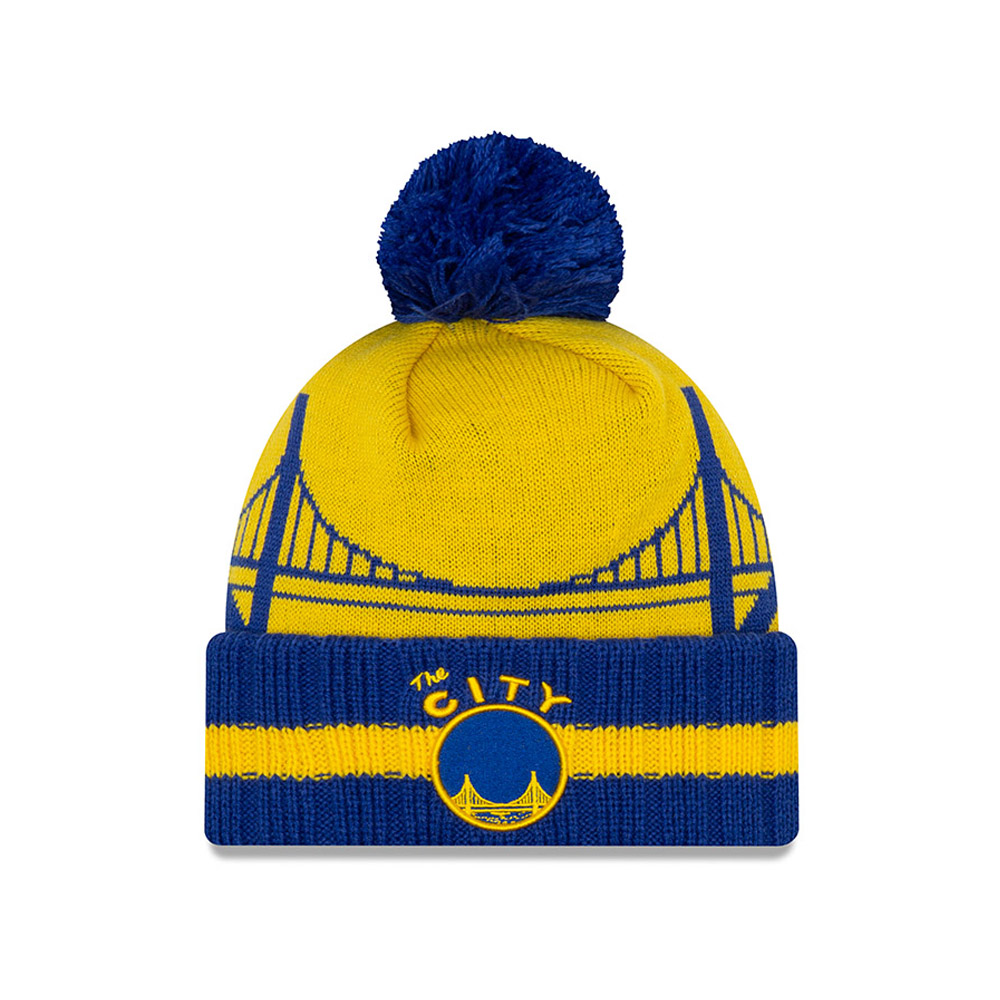 Golden State Warriors Hard Wood Classic Knit