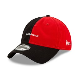 Gorra Portland Trailblazers Black Hard Wood Classic 9TWENTY