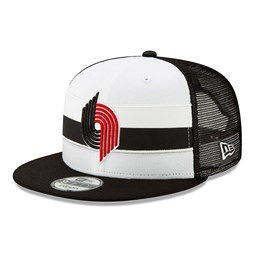 Gorra snapback Portland Trailblazers Hard Wood Classic 9FIFTY
