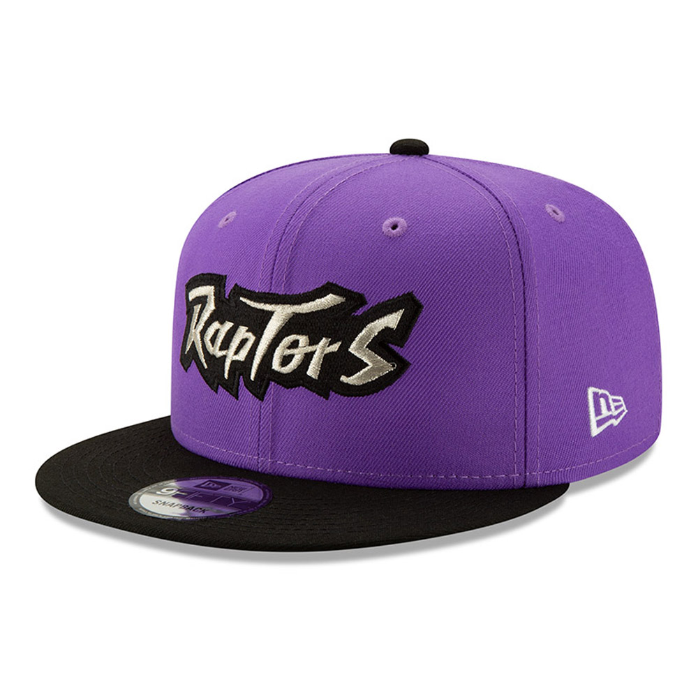Gorra Toronto Raptors Hard Wood Classic 9FIFTY, morado