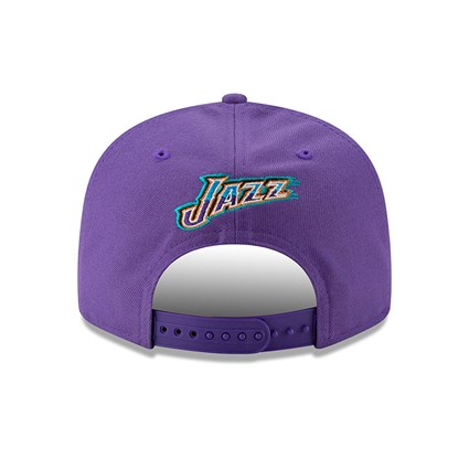 Utah Jazz Hard Wood Classic 9FIFTY Cap