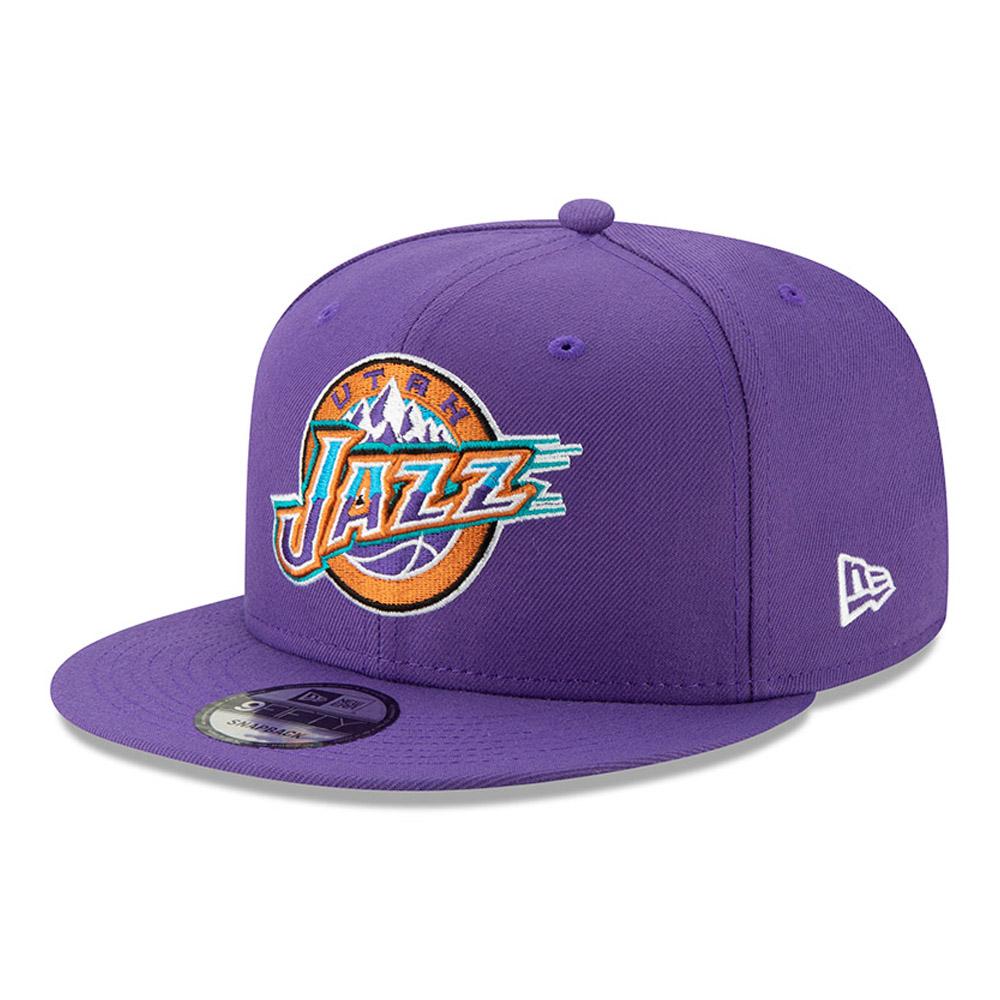 Gorra Utah Jazz Hard Wood Classic 9FIFTY