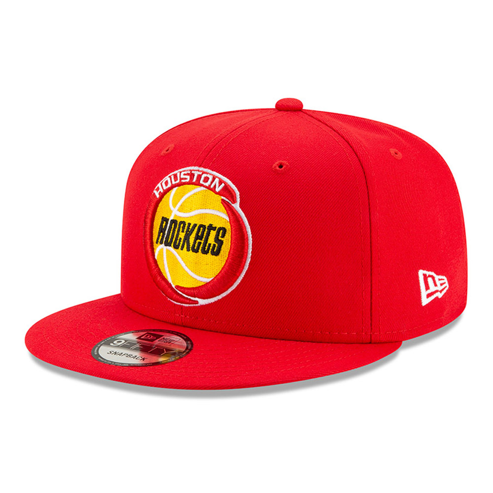 Casquette 9FIFTY Hard Wood Classic des Rockets de Houston