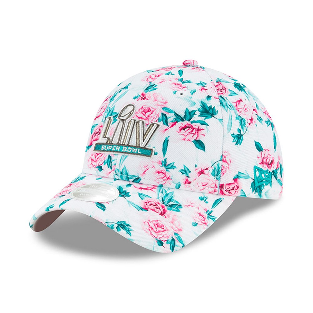 NFL 54th Super Bowl Floral 9TWENTY Cap