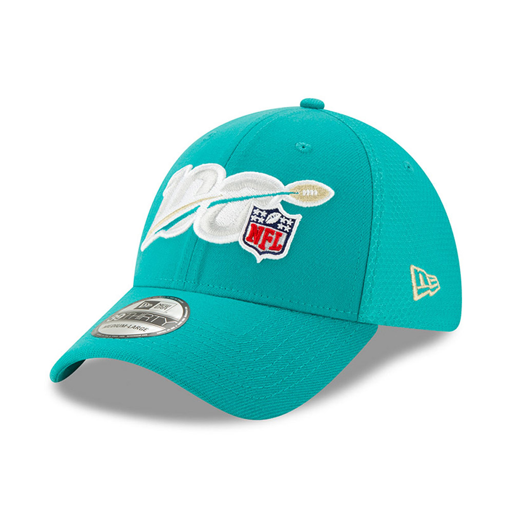 Cappellino 39THIRTY NFL 54th Super Bowl color foglia di tè