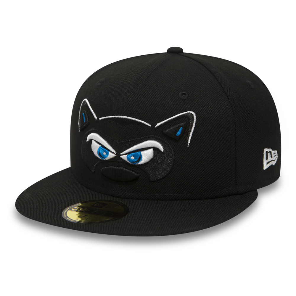 Hudson Valley Renegades Black 59FIFTY Cap