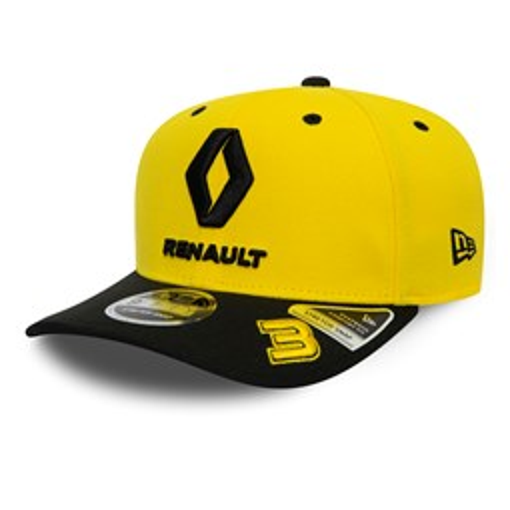 Casquette 9FIFTY Renault F1 Ricciardo