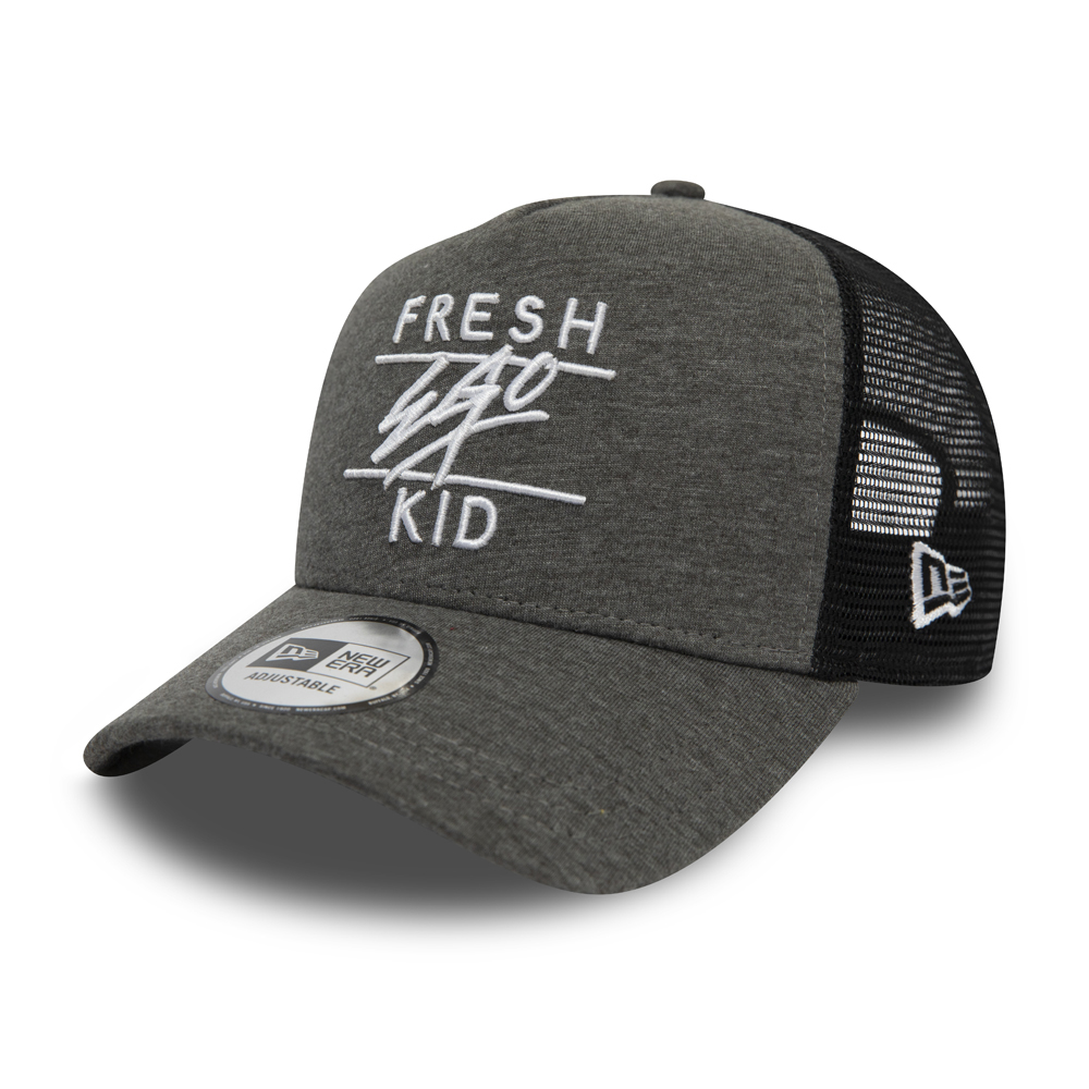 Fresh Ego Kid A Frame Trucker Cap