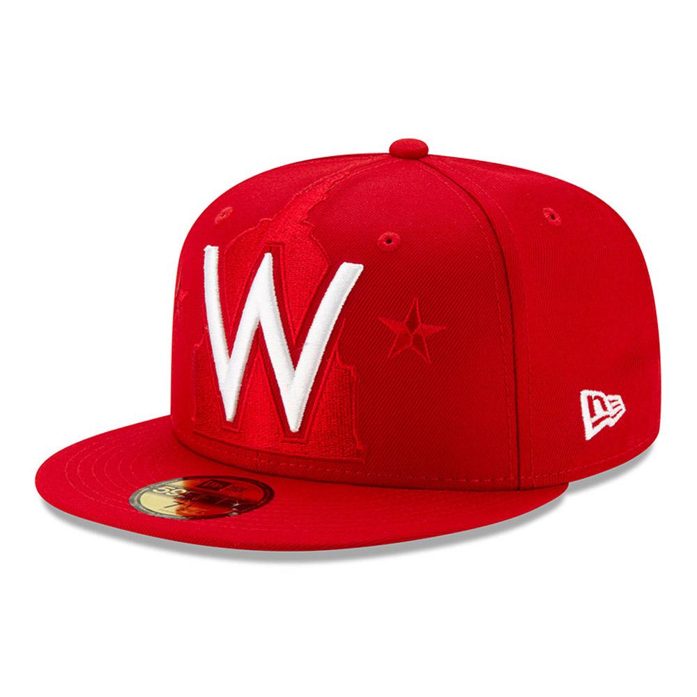 Gorra Washington Nationals Element Logo 59FIFTY