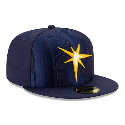 Tampa Bay Rays Element Logo 59FIFTY Cap