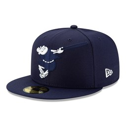 San Diego Padres Element Logo 59FIFTY Cap