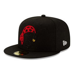 Pittsburgh Pirates Element Logo 59FIFTY Cap