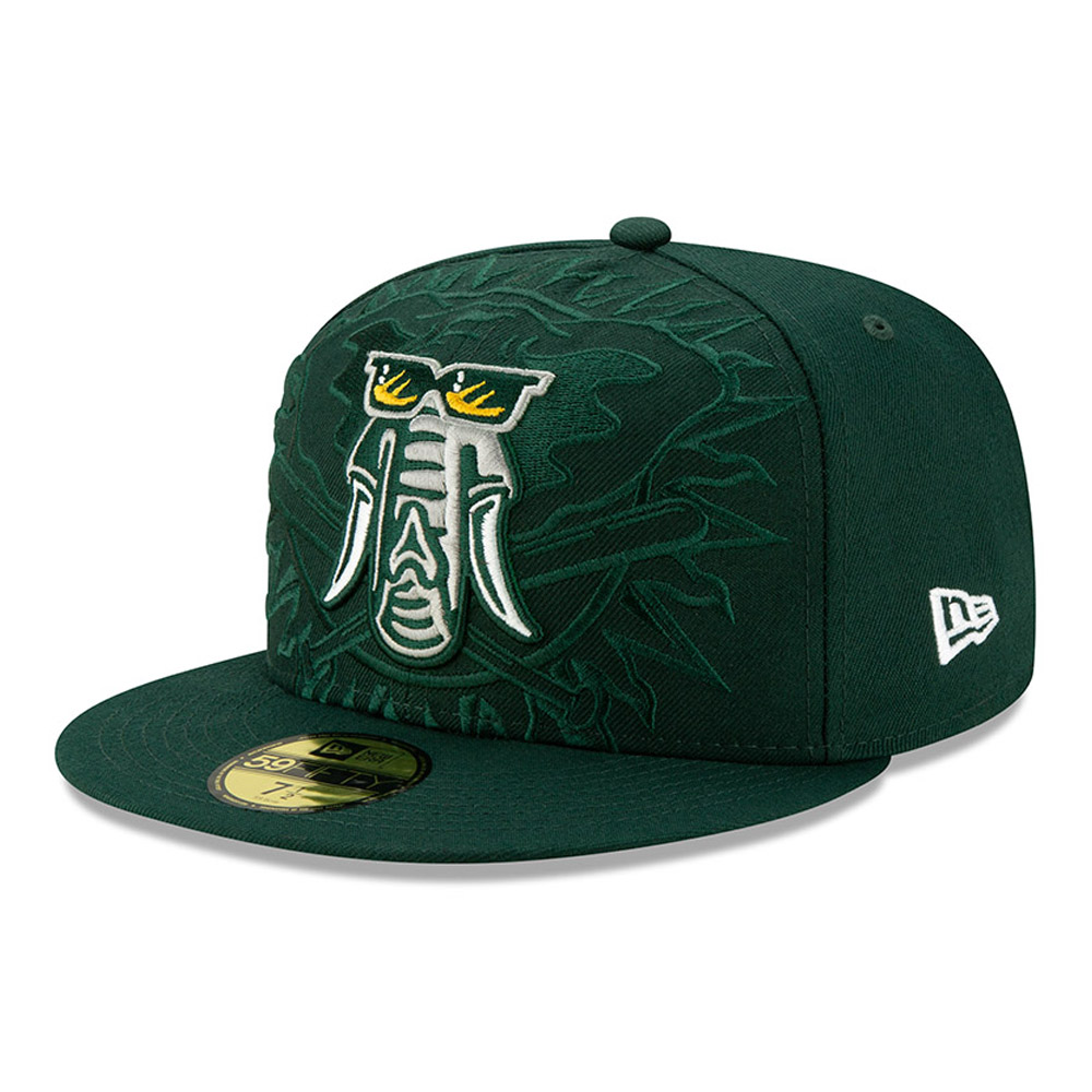 Casquette 59FIFTY Logo Elements Oakland Athletics