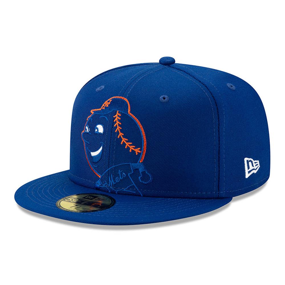 Element Logo 59FIFTY-Kappe der New York Mets