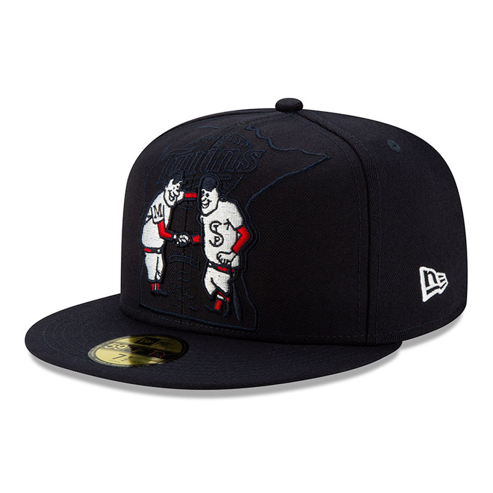 Casquette 59FIFTY avec logo Minnesota Twins Element