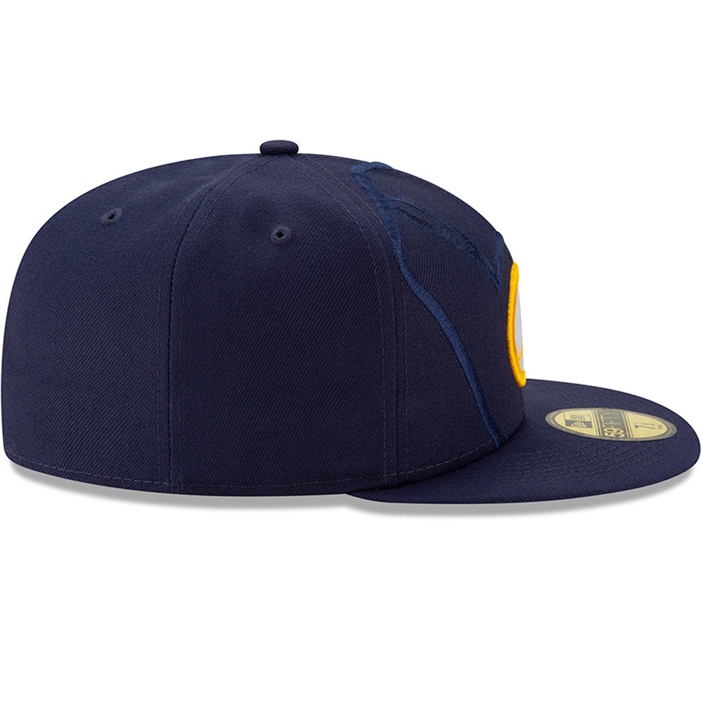 Milwaukee Brewers Element Logo 59FIFTY Cap