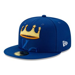 Kansas City Royals Element Logo 59FIFTY Cap