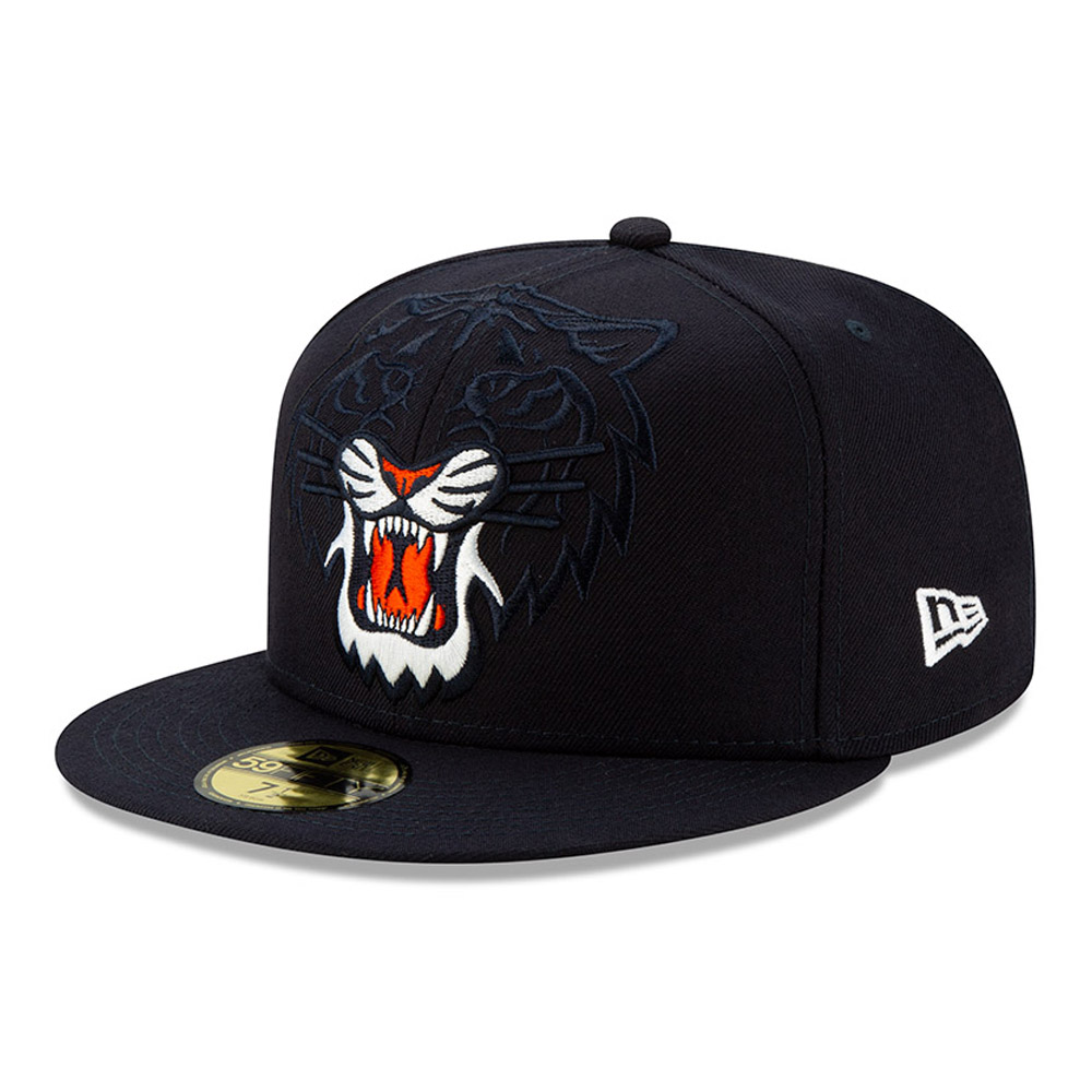 Detroit Tigers Element Logo 59FIFTY Cap