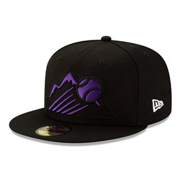 Colorado Rockies Element Logo 59FIFTY Cap