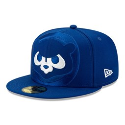 Chicago Cubs Element Logo 59FIFTY Cap