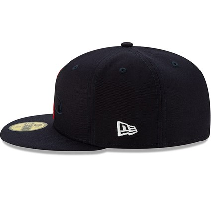Boston Red Sox Element Logo 59FIFTY Cap