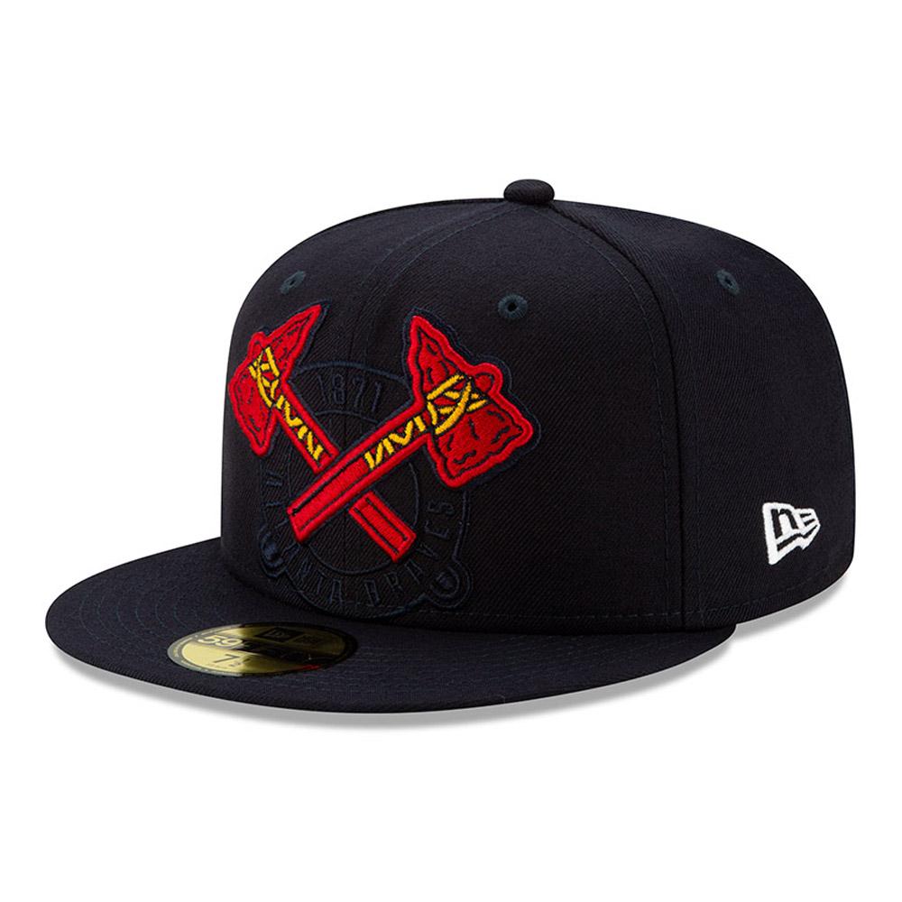 Cappellino Atlanta Braves Element Logo 59FIFTY
