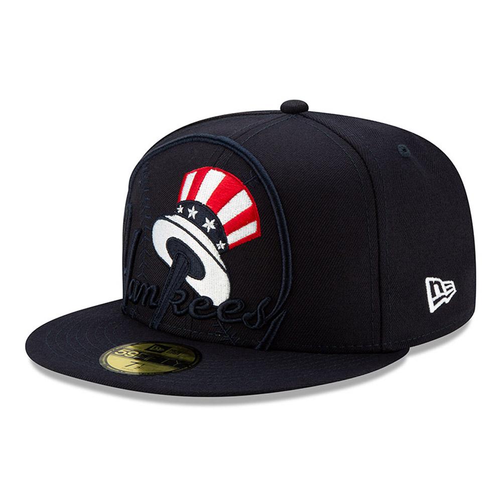 Element Logo 59FIFTY-Kappe der New York Yankees