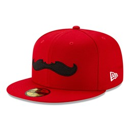 Cincinnati Reds Element Logo 59FIFTY Cap