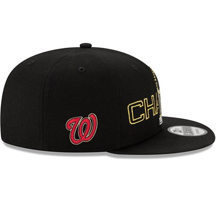 Washington Nationals World Series 2019 Champs Parade Black 9FIFTY Cap