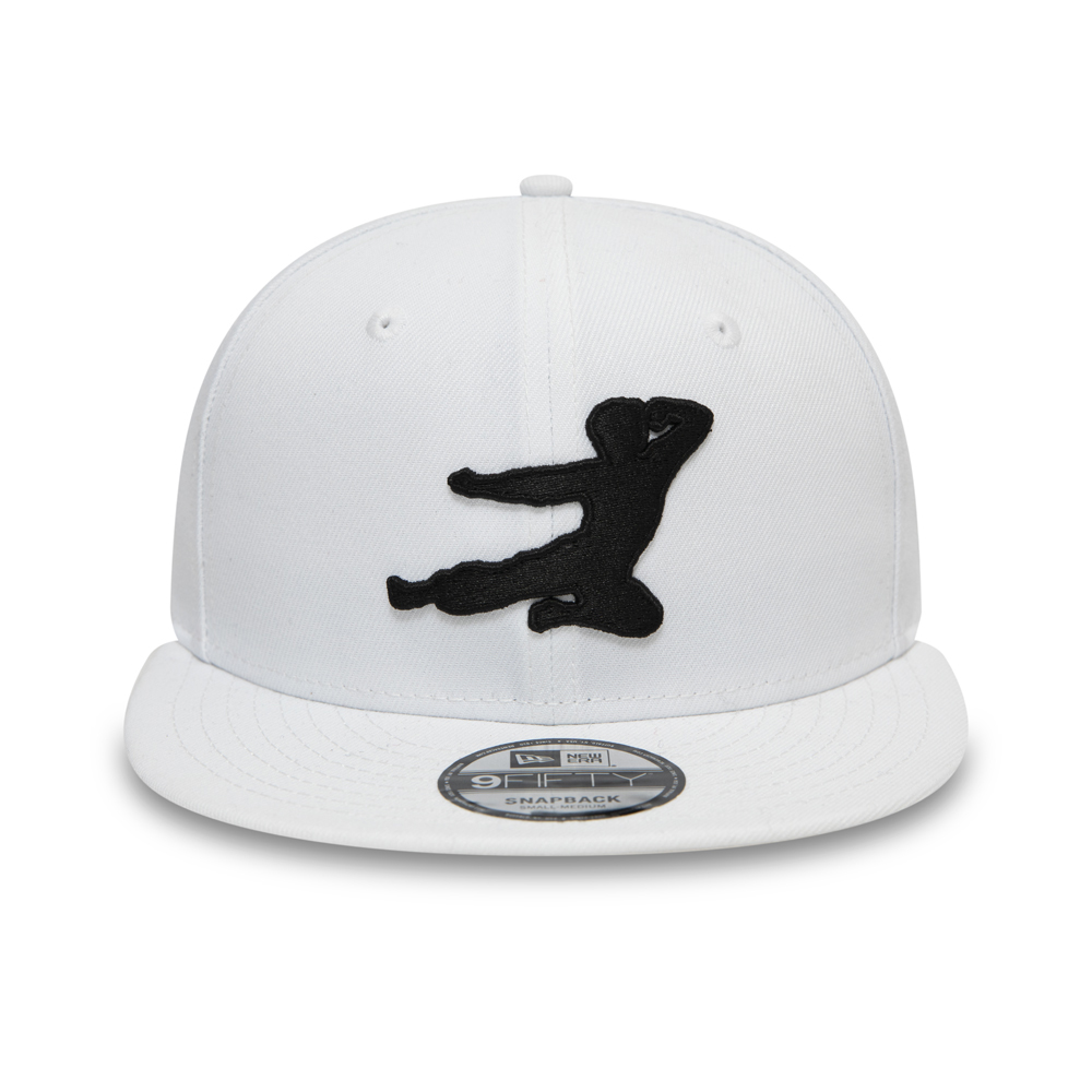 Gorra Bruce Lee Shadow 9FIFTY, blanco