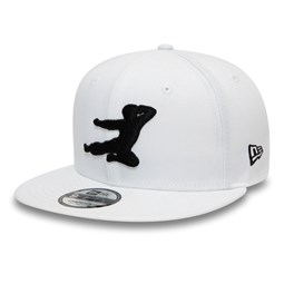 Cappellino 9FIFTY Bruce Lee Shadow bianco