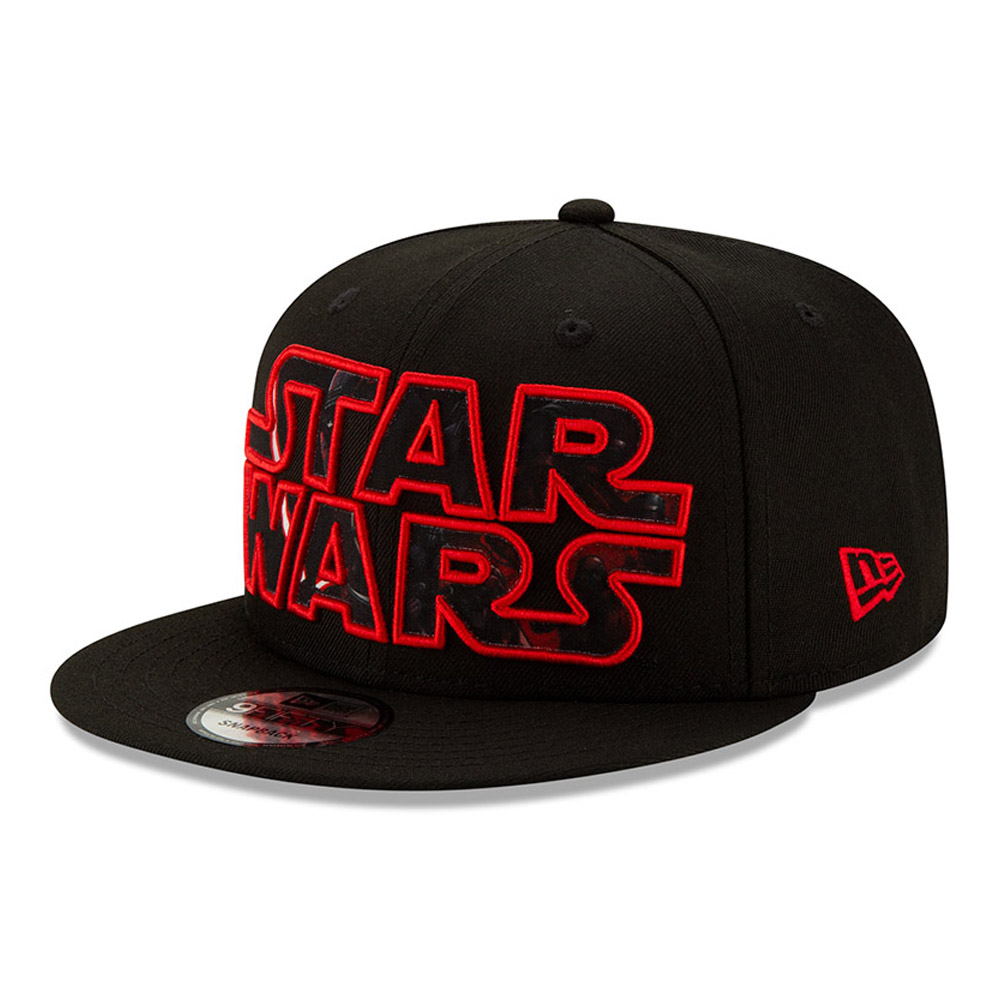 9FIFTY – Star Wars – Dark Side Wordmark – Kappe mit Clipverschluss