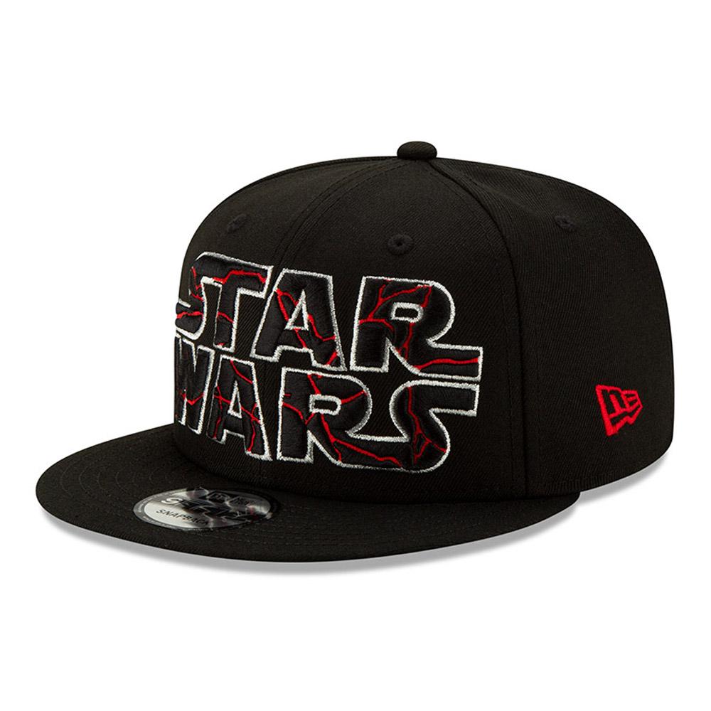 Gorra snapback Star Wars Cracked Wordmark 9FIFTY