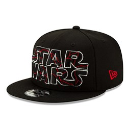 Gorra snapback Star Wars Cracked Wordmark 9FIFTY