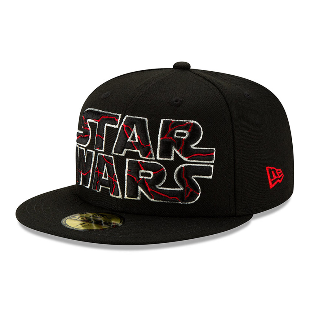 Cappellino 59FIFTY Star Wars Cracked Wordmark
