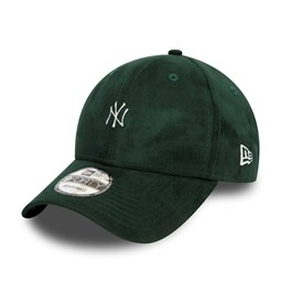 New York Yankees Green Suede 9FORTY Cap