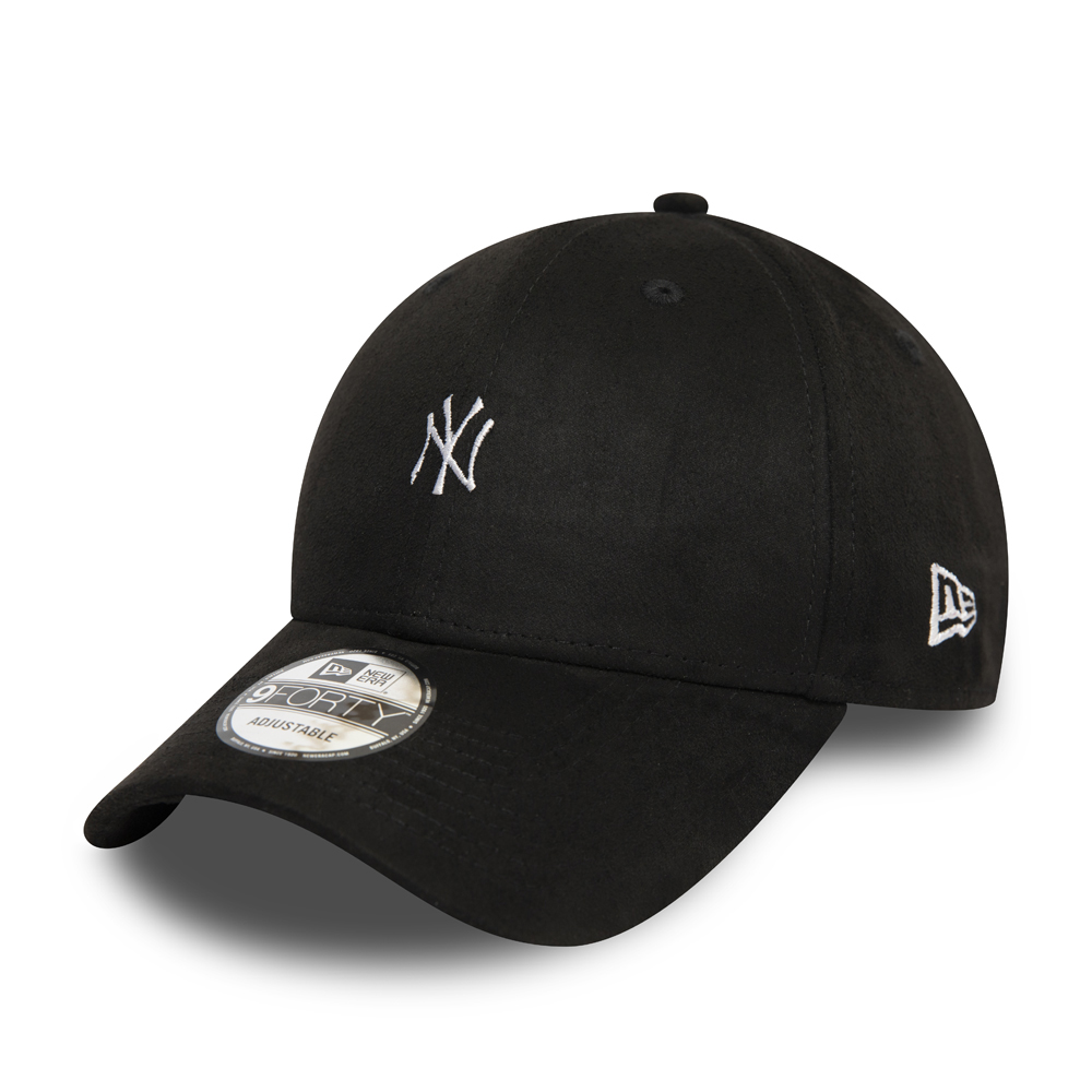 New York Yankees Suede Black 9FORTY Cap