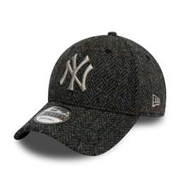 New York Yankees Grey Tweed 9FORTY Cap