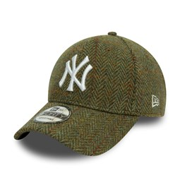 New York Yankees Green Tweed 9FORTY Cap