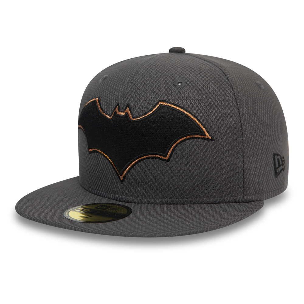 Batman Rebirth Grey 59FIFTY Cap