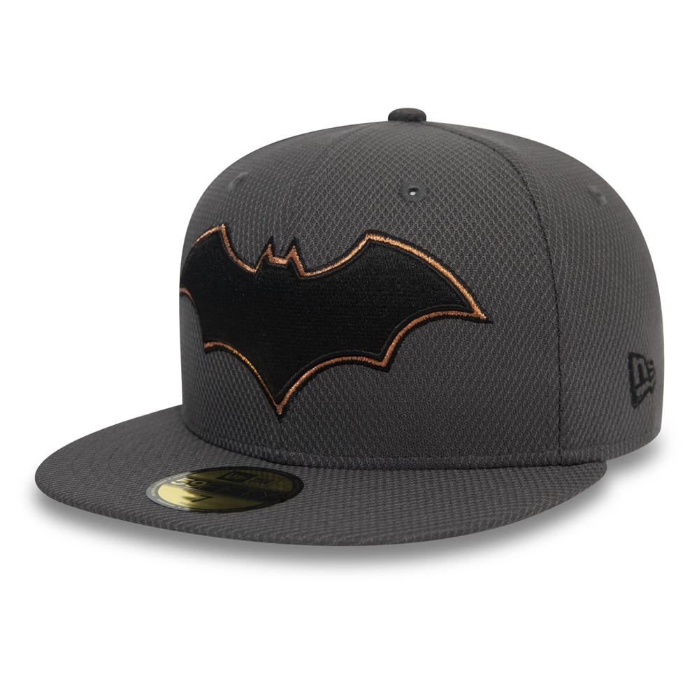 Casquette 59FIFTY Batman Rebirth grise