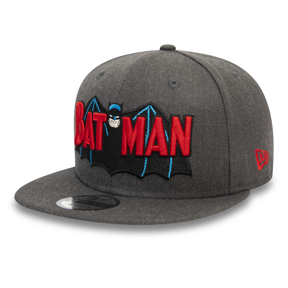 Batman Vintage Grey 9FIFTY Cap