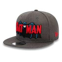 Casquette 9FIFTY Batman Vintage grise
