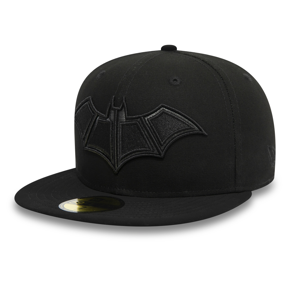 Batman Armour Black 59FIFTY Cap