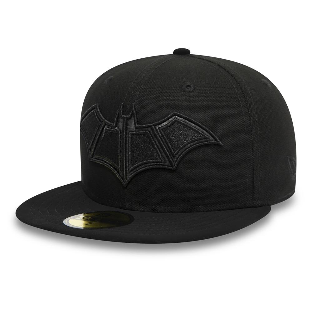 Batman Armour Black 59FIFTY Cap